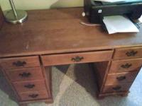i have a nice baumritter by ethan allen desk. The only