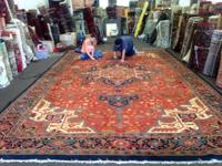 We carry Oriental rugs, Persian rugs, Turkish rugs,