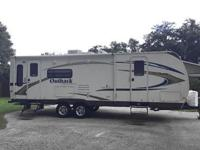 BAY Trailer 2009 Keystone Outback 268RL Travel Trailer,