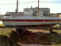 we have a 19 ft bayliner boat for sale,it  is a 85. we