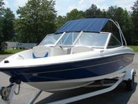 Excellent Bayliner 175 Bowrider, 3.0 Mercruiser, 135