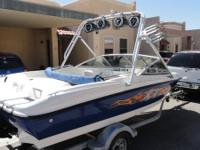 06' Bayliner BowRider 175 in exceptional condition.