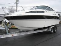 2008 Bayliner 245 Cruiser, Air Conditioning With
