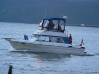 Bayliner Bounty 2850 Hauled out in 2011 for total