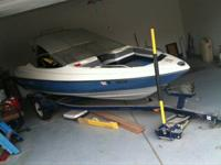 Bayliner Capri 1992 superb disorder 17 foot it has 70