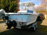 2007 Bayliner Trophy 2052 walk around mercruiser