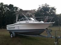 1995 Bayliner 2002 Trophy Boat, fully loaded with all