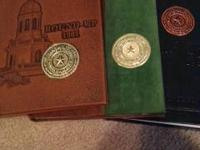 Baylor University 1981, 1982,1983. Yearbooks. Excellent