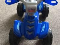 Baytery powered quad bike for kids (up to 5 years).