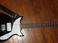 For sale/auction is this BB391 OVERLOAD Electric Guitar