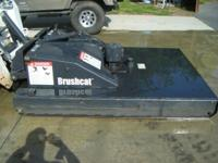 72'' BRUSHCAT HEAVY DUTY MOWER REINFORCED SIDES