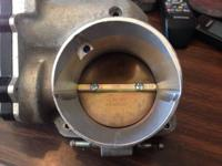 I have for sale a bbk 80mm throttle body for 2003-07