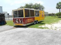 Turn-key BBQ concession/food truck/catering business.
