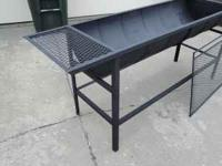 This grill is perfect for churches, social clubs and
