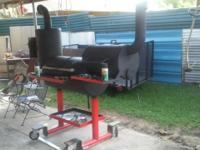 BBQ PIT 20'' AND 18'' NEW PIPE SCH 40 SALE OR TRADE FOR