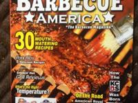 Brand-new national BARBEQUE magazine availiable NOW at