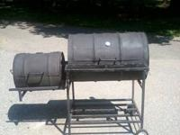 Great BBQ smoker. Moving soon an need to sell ASAP.