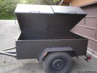 This BBQ-Smoker is great for Catering, Reunions,