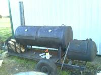 I have a nice smoker that i built 3 yrs ago, it is 6'