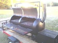 I custom fabricate BBQ smokers of any size with any