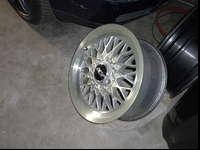 ive got set of BBS ACT wheels my brother he brought for