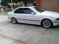 i have a set of style 5s off a e39 msprt rims have been