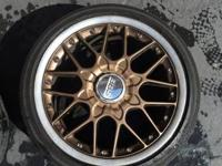 For sale:. BBS RSii. 18x9. et47. 5x120. They have