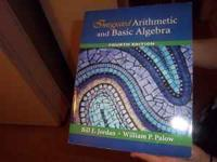 Integrated Arithmetic and Basic Algebra Fourth edition