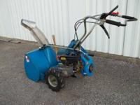 BCS Model 203 5hp HD snowblower. BCS snowblowers are