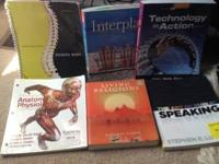 COM, ANA, ANT, and CIT books