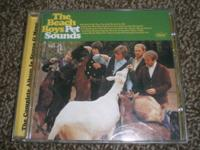 Beach Boys Pet Sounds Cd Good Condition Original Mono