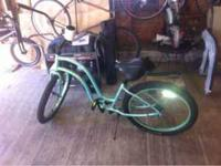 Brand new women's beach cruiser rode twice  Location: