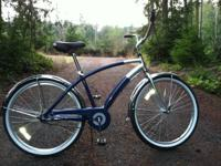 Next Seaside cruiser utilizing Sturmey Archer 3-speed