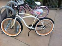 Beach Cruiser for sale. I don't use it at all while I