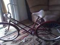 I have a brand new beach cruiser. Its really