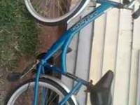 i havea blue beach cruiser bike. It needs a new chain