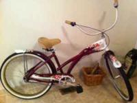 I have a wonder brane new beach cruiser for sell. I