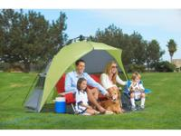 Beach Tent - Lightspeed Quickshelter IV Only used a few