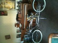 I'm having to get rid of my cruiser to pay bills. Hate