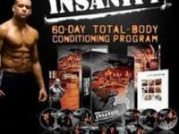 "Beachbody ""Shaun T's Insanity"" workout fitness All"