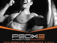 Beachbody Tony Horton's P90X3 Workout Fitness: All