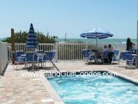 Beachfront luxury condo in Indian Rocks Beach, FL