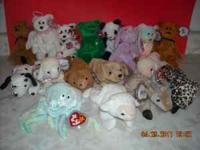 BEARS - CUBBIE, ERIN, CURLEY, HALO, FORTUNE, FUZZ,