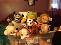 I am selling approximately 180 beanie babies. Some are