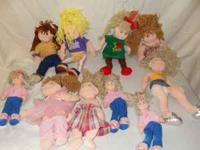 THESE DOLL SELL FOR $10.00 OR MORE NEW GOOD BUY. CALL