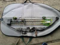 Ive got a Bear adult compound bow for sale or trade.
