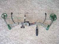 Bear Archery Truth 2 Hunting bow, Right handed, 55-70