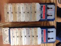 Check o matic bear alignment system 2 gauges and the