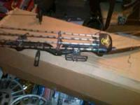 For Sale a Bear whitetail hunter compound bow. I havent