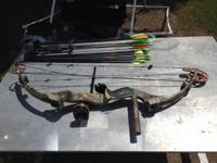 Have a Fred Bear Vapor 300 compound bow for sale. The